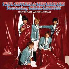 Mark Lindsay - The Complete Columbia Singles