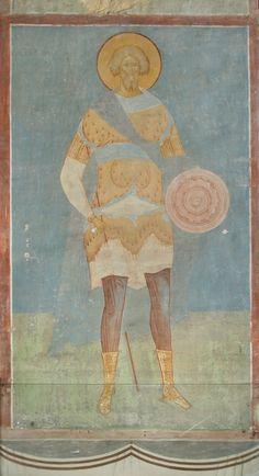 Dionisius, Great Martyr Artemius, The Virgin Nativity Cathedral, Ferapontov Monastery