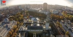 Cardiff City centre, Wales, UK from above | Flickr - Photo Sharing!