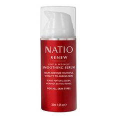 Buy Natio Renew Smoothing Serum, $26.95