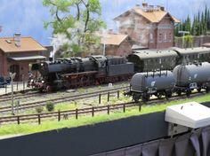 a steamer ready to go