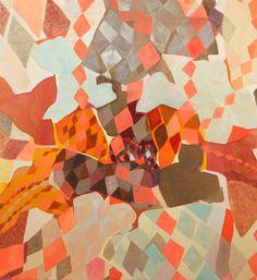 Joanna Goss - colourful fragments