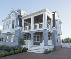 My favorite Jersey Shore beach town is Avalon NJ with Stone Harbor right behind it and in this post I'm showing you why my heart belongs to the Jersey Shore New Jersey Beaches, Nj Beaches, Cottages And Bungalows, Seaside Cottages, Dream Beach Houses, We Buy Houses, Dream House Plans, Beach Town, Interior Exterior