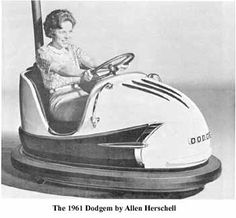 The history of the Dodgems rides