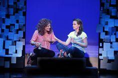 Shoshana Bean (Cee Cee Bloom) and Whitney Bashor (Bertie White).