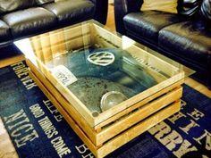 Top 10 Volkswagen Campervan and Beetle Furniture