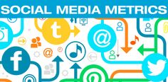 Here's a great list of the important #socialmedia #metrics you should track.