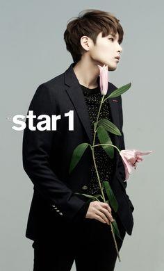 ryeo wook - @Star1 Magazine March Issue '13