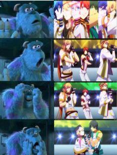 uta no prince sama | Uta No Prince Sama 2000%: Reaction by xXPandaBlossomXx