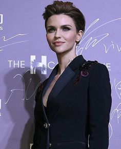 Ruby Rose: Just a few days ago I was in China, at the Shanghai film festival announcing the two films I'm shooting . Ruby Rose, Beautiful Soul, Beautiful People, Rose Queen, Australian Models, Hot Actors, Orange Is The New Black, Celebs, Celebrities