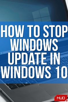 Learning how to manage Windows Update will put you in control of your updates. Here we have compiled the various settings and tweaks that can help you keep interruptions—and surprising changes caused by Windows Update—at bay. #HowTo #Updates #PCUpdates #PC #Laptop #Computer #Desktop #Windows #Windows10 #Microsoft #WindowsUpdate Desktop Windows, Computer Basics, Windows Software, Best Windows, Windows Operating Systems, Turn Off, Data Science, Getting To Know You, Microsoft