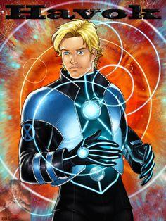 Havok, Marvel Comics Superheroe