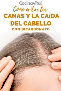 How to use baking soda to remove gray hair and prevent hair loss Beauty Secrets, Beauty Hacks, Beauty Tips, Curly Hair Styles, Natural Hair Styles, Cabello Hair, Tips Belleza, Hair Health, Hair Loss