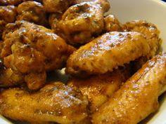 Adventures in food land: Baked Chicken wings