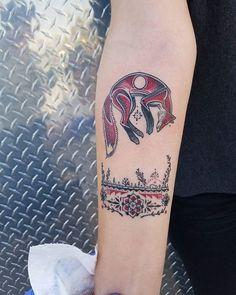 This foxy tattoo was made by Brad. Follow him on Instagram @bradsnowtattoos  SLC Ink Tattoo 1150 South Main Street Salt Lake City, Utah (801) 596-2061 slcinktattoo@gmail.com www.slctattoos.com  #slc #fox #foxtattoo #tattoo #slcink #utahtattoo #utahtattoos #saltlaketattoo #tattoosforutah #slctattooartists #utahartist #saltlakecitytattoo #slctattoo #slctattooartist #saltlaketattoos #slctattoos #slctattooconvention #saltlakecitytattooconvention #saltlaketattooconvention #saltlakecity #utah…