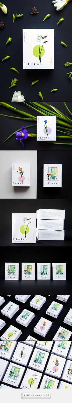 Flora (Concept) on Packaging of the World