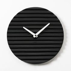 WAVE CLOCK designed by Sabrina Fossi Design made in Italy as part of Home Accessories and Home Decor and Clocks tagged Eclectic design and Italian interior design and Flinders and Handmade clocks and Colourful Design Collection and Geometric Home Accessories - image 1 on CROWDYHOSUE