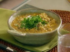 White Bean and Chicken Chili from FoodNetwork.com