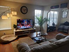 My quarantine setup Studio Apartment Living, Apartment Layout, Apartment Design, Home Room Design, Home Office Design, Living Room Designs, House Design, Design Design, Living Room Setup