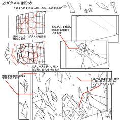 理屈に基づいた爆発の描き方まとめ [30]