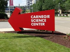 Carnegie Science Center, Pittsburgh (Where Gumbo was #209)