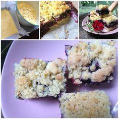 Blueberry Crumble Slice Recipe Is Delish
