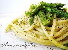 Ricette con asparagi | ricette semplici e veloci | maniamorefantasia