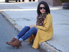 A Love Affair With Fashion : Fall Fringe