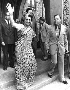 008 Indira Priyadarshini Nehru photograph taken by Feroze
