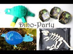 Dino Geburtstag: Spiele, Deko und Rezepte — Mama Kreativ
