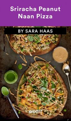 Naan Pizza Recipes: 9 Easy Ways to Make Pizza at Home | Greatist