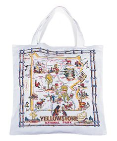 Another great find on #zulily! 'Yellowstone' Tote #zulilyfinds