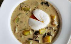Kulajda LC - Jídelní plán Hummus, Mashed Potatoes, Low Carb, Eggs, Breakfast, Ethnic Recipes, Food, Turmeric, Whipped Potatoes