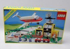 LEGO SET 6392 AIRPORT OVP / Flughafen in Wetzikon ZH kaufen bei ricardo.ch