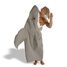 Shark Attack Halloween Costume - Adult Size Large/X-Large