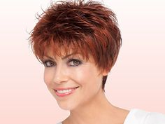 Short+Hairstyles+Professional+Women | Amber Short Chic These Hairstyles For Older Women