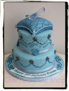 www.cakecoachonline.com - sharing... Cinderella Cake