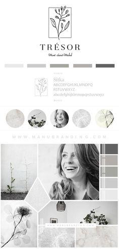 Logo. Branding. Feminine. Emblem. Professional Business Branding by Manu branding. Logo, Event. Design. Event. Wedding planner. Fashion borad, Mood Board, Beauty, Brand Boards.
