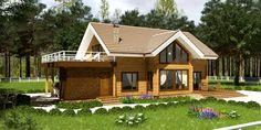 Финский дом. Проект дома JUNO