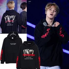 You're going to love this: BTS JIMIN pullove... The quantity is very limited so ACT FAST! http://thekdom.com/products/bts-jimin-pullover-hoodie?utm_campaign=social_autopilot&utm_source=pin&utm_medium=pin