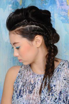 #updohair #hairsalon #calgarynw