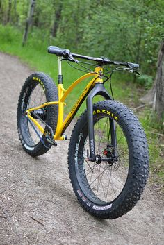 "kinkicycle:  "" Sklar Fat Bike by SklarBikes on Flickr.  """