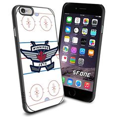 Winnipeg Jets Rink Ice WADE2107 Hockey iPhone 6 4.7 inch Case Protection Black Rubber Cover Protector WADE CASE http://www.amazon.com/dp/B00WRHQC24/ref=cm_sw_r_pi_dp_odWBwb0DFZZ7D