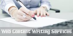 In recent years, web content writing services have helped shape the face of many giant corporate firms all over the world, and due to the ever growing demand for genuine content and flawless editing, companies, regardless of their size and revenues, reach out for professional #webcontentwritingservices that help enhance the business and take it to a whole new level. #webcontentwriting