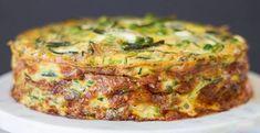 Frittata este de fapt o omletă italiană, la pregătirea cărei se folosesc atât ouă, cât și alte legume, brânză și ierburi aromate. Pe lângă faptul că se prepară rapid, frittata poate fi făcută din orice ingrediente pe care le aveți la îndemână. Vă prezentăm mai jos o rețetă de frittata delicioasă cu cartofi. Aceasta poate fi servită cu ușurință atât la prânz, cât și la cină. Este un deliciu perfect pentru zilele în care nu dispuneți de suficient timp pentru a găti. INGREDIENTE -500 g de… Vegan Recepies, Vegetarian Recipes, Cooking Recipes, Savory Snacks, Healthy Snacks, Smoothie Fruit, Good Food, Yummy Food, Czech Recipes