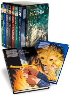 The Chronicles of Narnia Hardcover Boxed Set