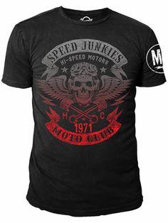 Ryder Supply Clothing Speed T-shirt (Black)