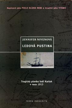 Kniha Ledová pustina   bux.cz