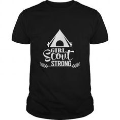 Tshirt Girl Scout Strong fashion for men #tshirtforwomen #tshirtfashion #tshirtforwoment