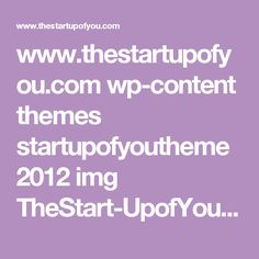www.thestartupofyou.com wp-content themes startupofyoutheme2012 img TheStart-UpofYou-ExecutiveSummary.pdf